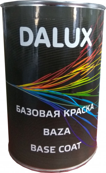 Автокраска металлик 482 Черника DALUX BC  1л