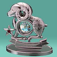 "Знак зодиака ""Овен"" Crystocraft  0257-001 SL"