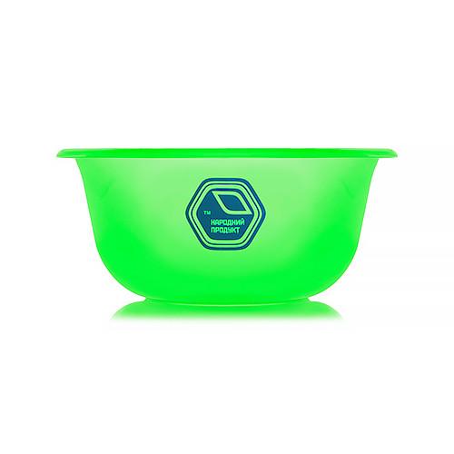 Миска 1,5 л зелена (арт. 71з)