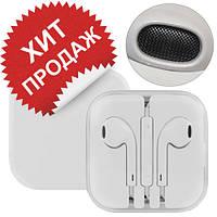 Наушники EarPods Apple with Mic Original (Вкладыши) для iPhone/ipad/ipod