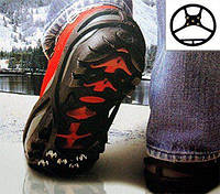 Ледоступы для закрытой обуви Размер 36 - 38 ( туристическое снаряжение )