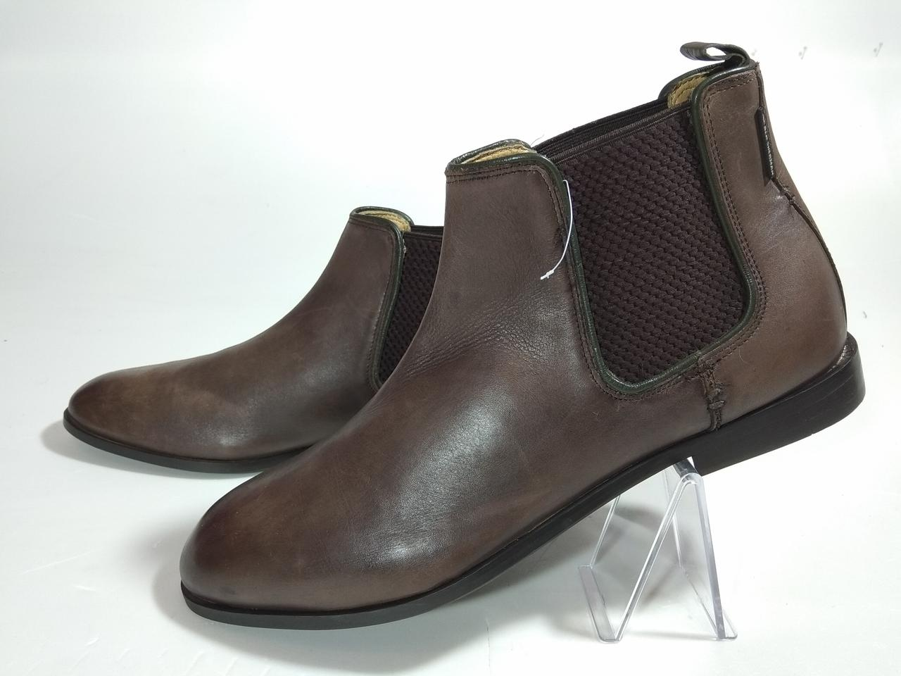 Ботинки  мужские  45 размер  стиль Chelsea бренд  BEN SHERMAN