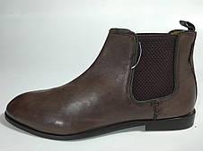 Ботинки  мужские  45 размер  стиль Chelsea бренд  BEN SHERMAN , фото 2