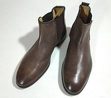 Ботинки  мужские  45 размер  стиль Chelsea бренд  BEN SHERMAN , фото 3