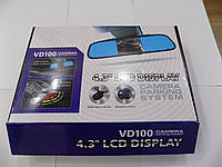 Парковочный радар (парктроник) VD 100 с камерой заднего вида и дисплеем (производство PLC, Китай)