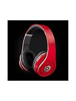 Наушники Beats с MP3 Плеером и FM Радио TM-803 красный