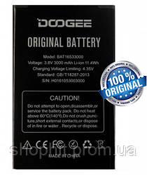 Аккумулятор батарея для Doogee X9 X9 Pro оригинал