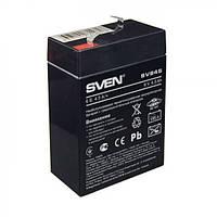 Аккумуляторная батарея SVEN 6V 4.5AH (SV 645) AGM