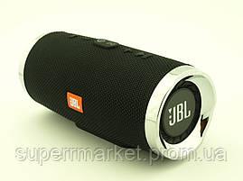 JBL Charge3 mini E3 20W реплика, блютуз колонка, черная, фото 2