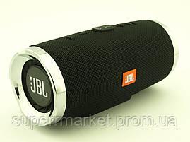 JBL Charge3 mini E3 20W реплика, блютуз колонка, черная, фото 3