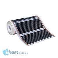 Теплый пол пленочный инфракрасный HEAT PLUS ширина 50см 220Вт/кв.м.