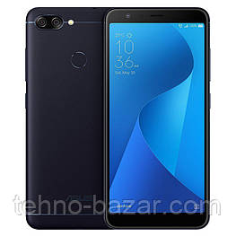 Смартфон Asus ZenFone Max Plus (M1) 3/32gb Dual SIM Black ZB570TL MediaTek MT6750T 4130 мАч