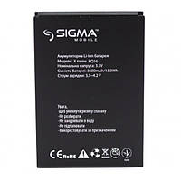 Аккумулятор для Sigma mobile X-treame PQ16 , (ORIGINAL) 3600 мAh