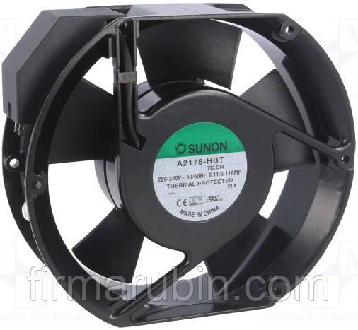 A2175HBT-TC, Вентилятор SUNON, 172x151x51 мм, 220 VAC