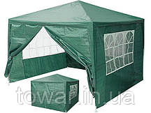 Павильон тент палатка торговая 3 х 3 + 4 стены