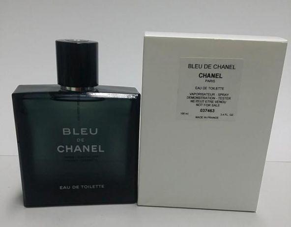 Chanel Bleu De Chanel 100 Ml тестер 100 оригинал Edt туалетная вода