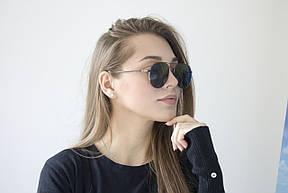 Солнцезащитные женские очки 8304-1 черные, фото 2