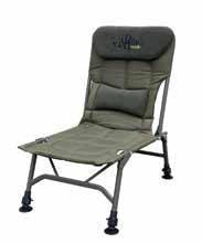 Крісло коропове Norfin Salford (без підлокітників)NF-20602