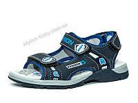 Детская обувь оптом. Летняя обувь 2018. Детские босоножки бренда LiLin Shoes  для мальчиков ( e416945a98f