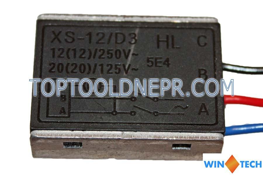 Плавний пуск для електрокоси Wintech WGT-1600/1800