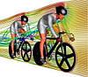 Как правильно ездить на велосипеде против ветра?