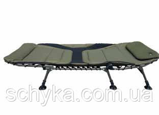 Кровать карповая 205х95х35/44мм Norfin Derby (6 ножек)NF-20609