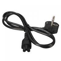 Кабель живлення шнур для ноутбука Cable for laptop POWERCORD