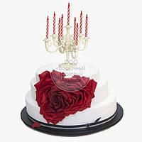 Подсвечник для торта для 9 свечей