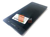 Модуль для Sony F3111 Xperia XA/ F3112/ F3113/ F3115/ F3116 (Дисплей + тачскрин), Graphite Black ориг PRC