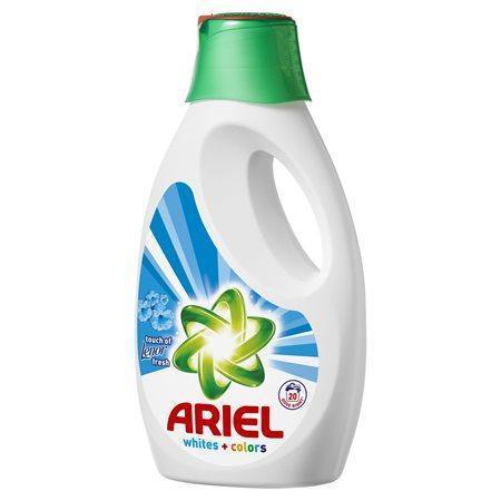 Купить Ariel WhitesColors Гель для стирки универсал 2. 2 л 40 прань  Німеччина - PRODUCTEU 499ab77903420