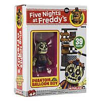 """Конструктор пять ночей с Фредди McFarlane Toys """" Офисная прихожая """""""