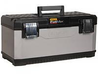 """Ящик для инструмента 26"""" профессиональный STANLEY FatMax металлопластиковый 66,2 x 29,3 x 29,5 см"""