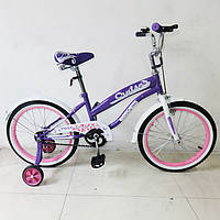 Велосипед TILLY CRUISER 18 T-21833 Purple+Pink