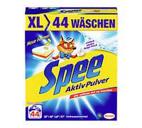 Spee Aktive Spulver XL стиральный порошок  (44 стирки)