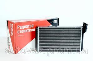 Радиатор отопителя, печка, ВАЗ 2110, ВАЗ 2112 алюминиевый с/о ДААЗ
