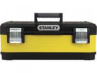 """Ящик для инструмента 26"""" STANLEY металлопластмассовый 66.2х29.3х22.2см"""