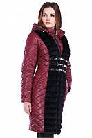Женское стильное пальто Вайнона, фото 1