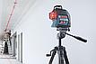 Нивелир лазерный Bosch GLL 3-80 C, фото 7