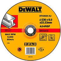 Круг шлифовальный DeWALT DT42620 (США/Польша)