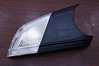 Правый повторитель поворота на зеркало Шкода Октавия A5 TYC 33701413 (R) (Новый)