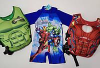 Купальный костюм, комбинезон,  Супергерои Марвел , фото 1