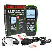 Автомобильный диагностический сканер V-SCAN VAG5053 ITS