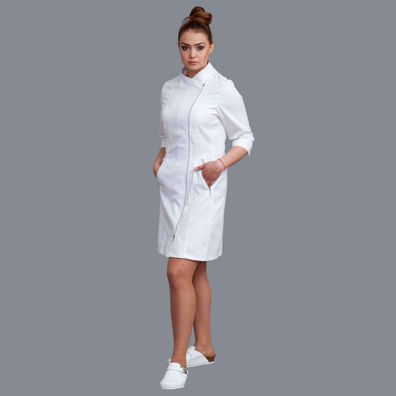 Медицинский женский халат Шери р.44