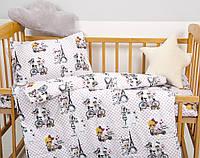 Детское постельное белье для младенцев Lotus фланель - Coco