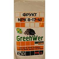 Грогрин NPK 8-17-41  500 г