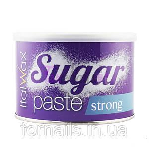 """ItalWax Сахарная паста """"STRONG"""" (плотная/средняя), 400 мл"""