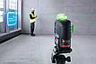 Нивелир лазерный Bosch GLL 3-80 CG + BM 1 + L-BOXX, фото 4