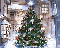 Живопись по номерам Новый год ArtStory AS0031 40 х 50 см