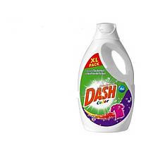 Dash mit fleckenlosekraft Color гель для стирки для цветной одежды на 40 стирок