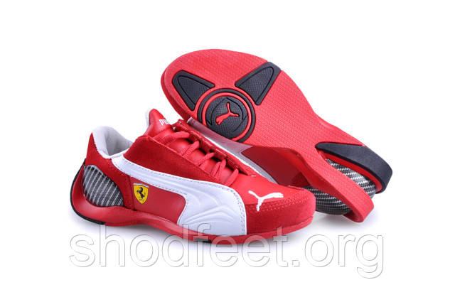 Мужские Кроссовки Puma Ferrari Trionfo Lo GT 301034 24 — в Категории
